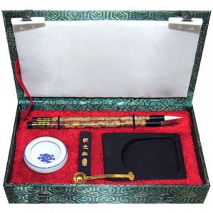 Набор для каллиграфии из 6 предметов в подарочной упаковке Сонет