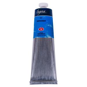 Краска масляная Ладога, туба 120 мл, бирюзовая № 507