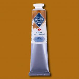 Краска темперная ПВА Мастер-Класс, туба 46 мл, сиена натуральная № 405