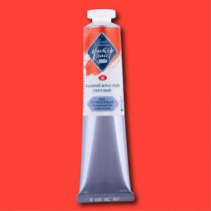 Краска темперная ПВА Мастер-Класс, туба 46 мл, кадмий красный светлый № 302
