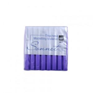 Полимерная глина Сонет, 56 г, цвет фиолетовый светлый