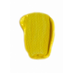 """Акриловая краска """"Рисуй на кураже"""" в бутылке 500 мл. 211 Кадмий жёлтый"""