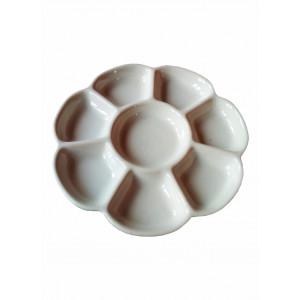 Керамическая палитра 18 см