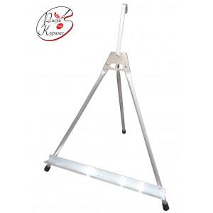 Мольберт настольный алюминиевый 49*33*41 см