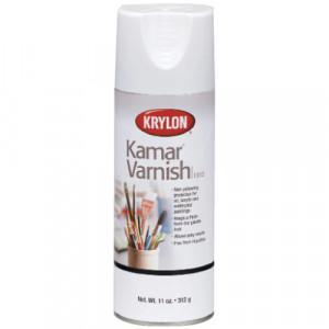 "KRYLON Аэрозоль ""Защитный лак Kamar"" 312гр."