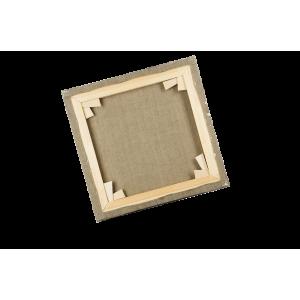 Холст на подрамнике Живописный (100% лен, 245 г/м2, среднезернистый)