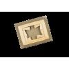Холст на подрамнике Мелкозернистый (100% лен, 180г/м2, мелкозернистый)